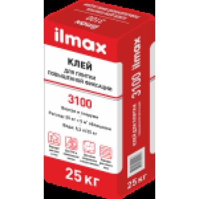 Ilmax 3100 Клей для плитки повышенной фиксации для плитки до 60х60 25кг.