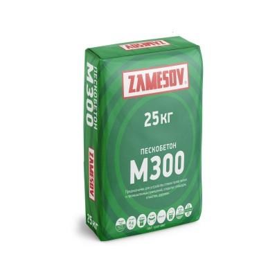 Сухая смесь М300 универсальная ZAMESOV 25кг